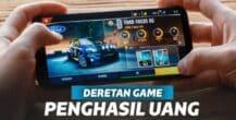 Game Android yang Menghasilkan Uang Asli Tanpa Modal