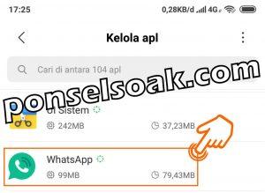 Trik Supaya Tidak Ketahuan Jika WhatsApp Doi Sedang Kita Sadap 3