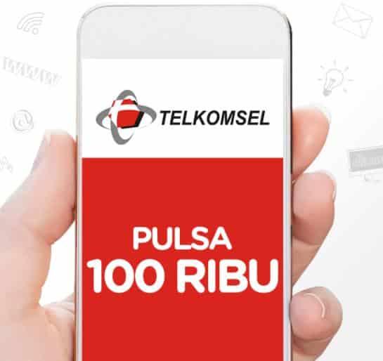 Cara Mendapatkan Pulsa Gratis Telkomsel Tanpa Syarat