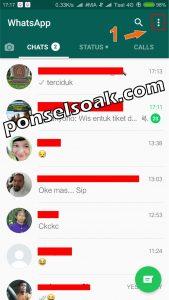 Cara Blokir Grup WhatsApp 1