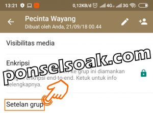 Cara Menambah Anggota Grup WhatsApp 3