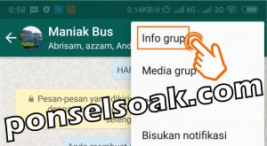 Cara Menambah Mengangkat Admin Group WhatsApp Yang Baru 2
