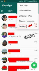 Versi Whatsapp Mengembalikan Pesan 2
