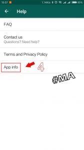 Versi Whatsapp Mengembalikan Pesan 4