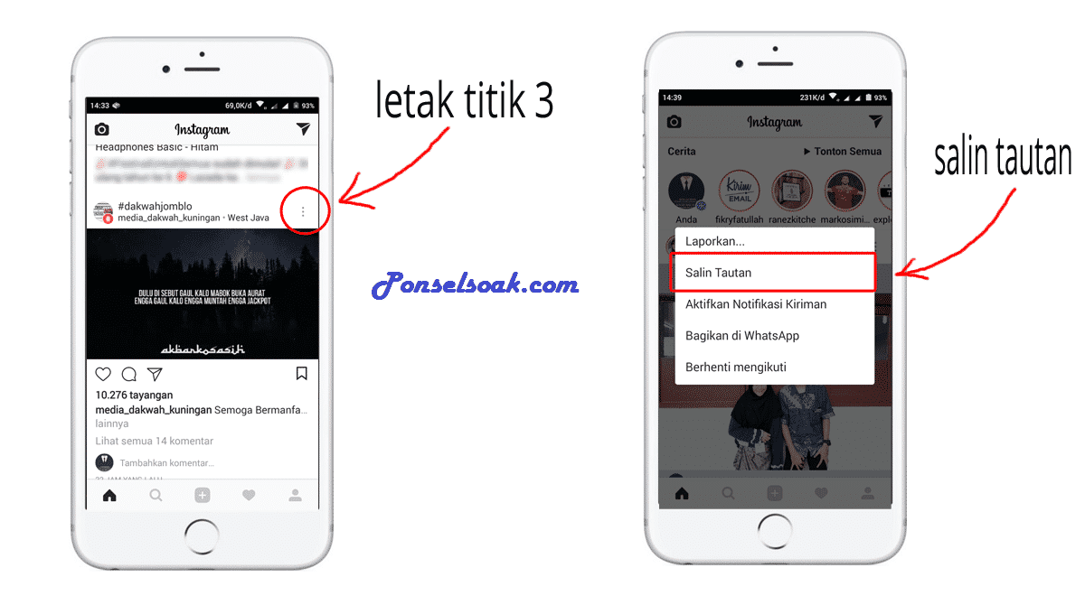 Cara Download & Upload Video di Instagram Hanya 1 Menit