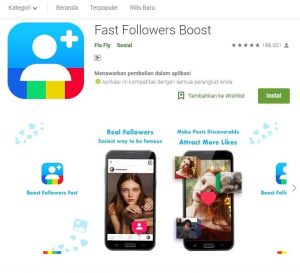 Cara Menambah & Memperbanyak Follower Instagram Aplikasi Penambah Follower