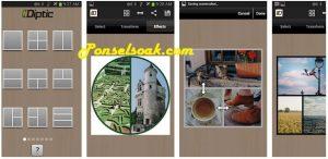Aplikasi Border Pembatas Feed Foto Instagram Diptic 1
