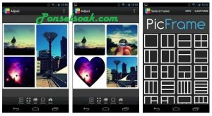 Aplikasi Border Pembatas Feed Foto Instagram Picframe 1