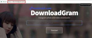 Cara Download Gambar dengan Downloadgram 4