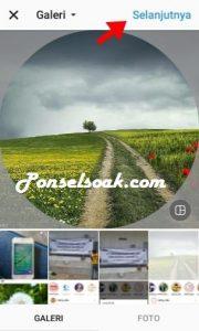 Cara Mengganti Foto Profil Instagram 5