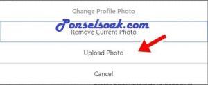 Cara Mengganti Foto Profil Instagram di PC 4