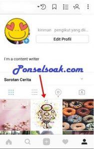 Cara Menghapus Foto di Instagram 2