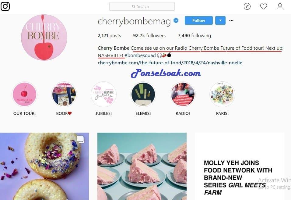 Cara Membuat Profil Bio Instagram yang Menarik