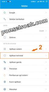Cara Menampilkan Kontak di Whatsapp 5