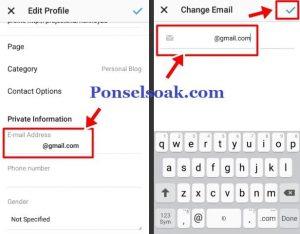 Cara Mengganti Email Instagram 3