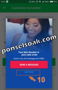 Cara Verifikasi Whtasapp Tanpa SMS 7