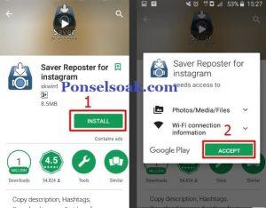 Copy Caption di Instagram Dengan Aplikasi 1