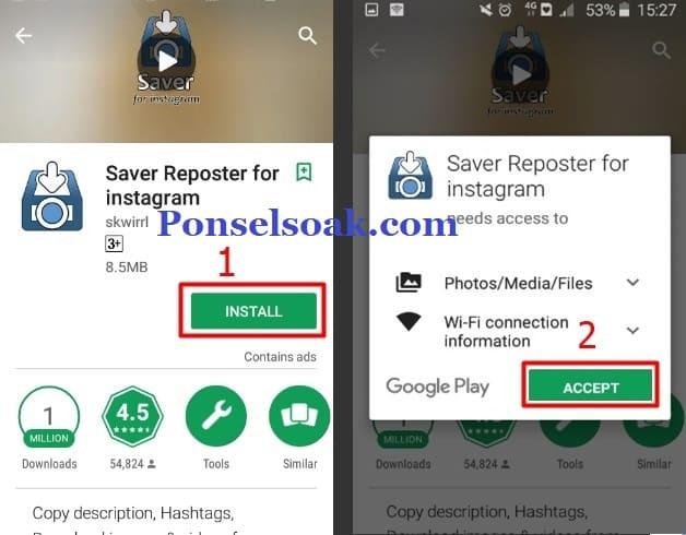 Tutorial Cara Copy Caption di Instagram Work 100% Lengkap