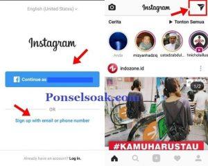 Membuka Blokir Orang yang Memblokir Kita di Instagram 1