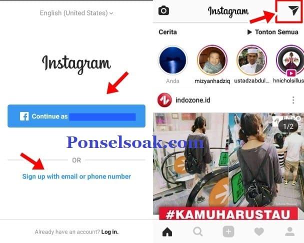 2 Cara Membuka Blokir Orang yang Memblokir Kita di Instagram (Unblock)