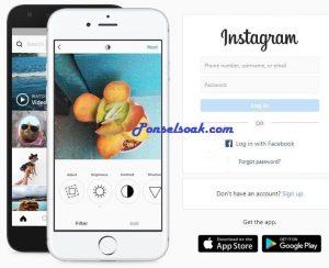 Mengembalikan Instagram Non Aktif Sementara 1