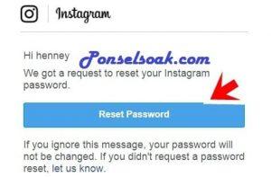 Mengembalikan Instagram Non Aktif Sementara 6