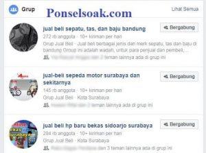 Bergabung Dengan Grup Jual Beli Facebook 2