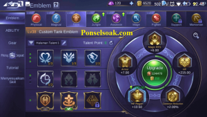 Build Emblem Alucard Mobile Legends 2