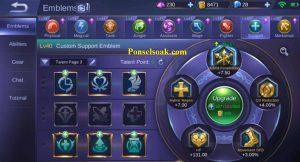 Build Emblem Estes Mobile Legends 2