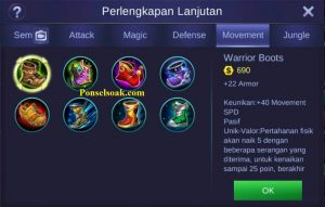 Build Gear Alucard Mobile Legends 1