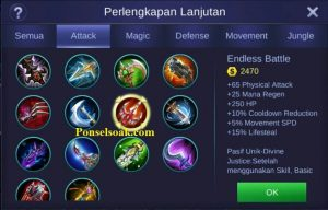 Build Gear Alucard Mobile Legends 2