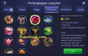 Build Gear Alucard Mobile Legends 6