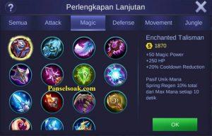 Build Gear Estes Mobile Legends 2