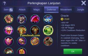Build Gear Estes Mobile Legends 3