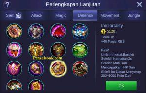 Build Gear Estes Mobile Legends 4