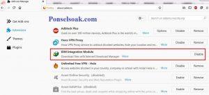 Cara Download Video dari Facebook Dengan IDM 11