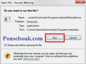 Cara Download Video dari Facebook Dengan IDM 4