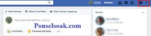 Cara Langsung Masuk Facebook Profil Menggunakan Foto Profil 3