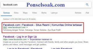 Cara Masuk Dan Keluar Facebook Via Web Facebook 2