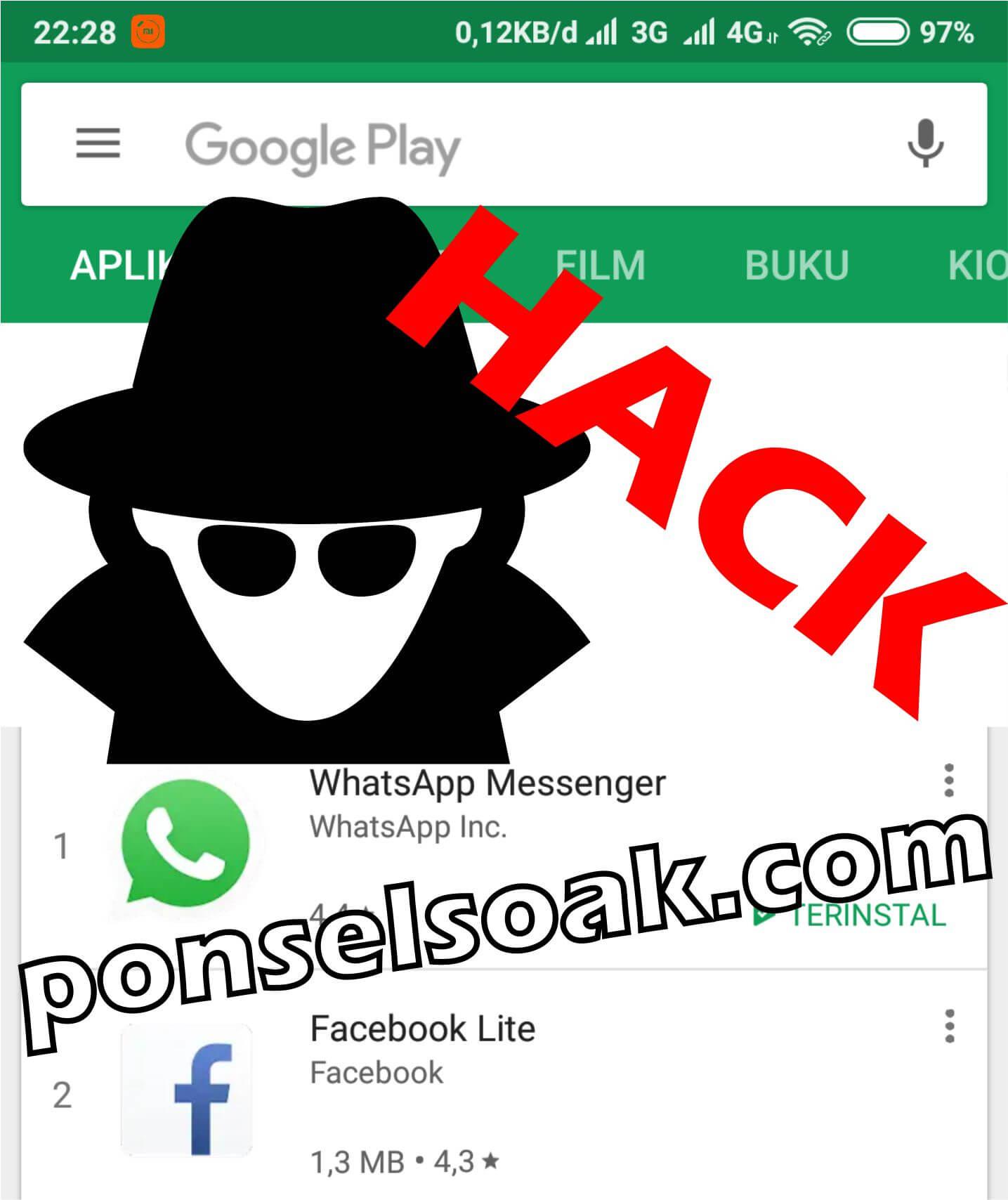 Cara Mengetahui & Mengatasi WhatsApp Di Sadap