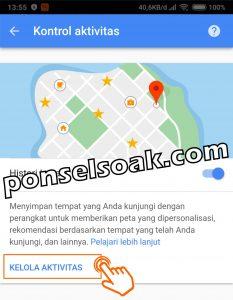 Cara Melacak Orang Lain Dengan Google Maps 11