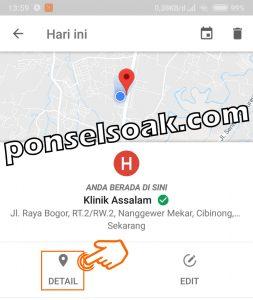 Cara Melacak Orang Lain Dengan Google Maps 14