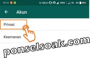 admin akan mengajarkan kalian cara menjadi mata Cara Melihat Status WhatsApp Seseorang Tanpa Ketahuan