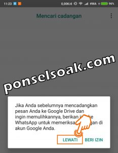 Cara Membuat Pesan WhatsApp Ceklis 1 Padahal Sudah Dibaca 15