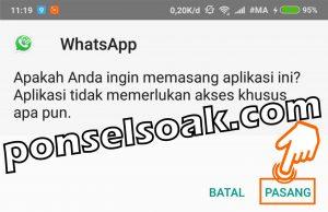 Cara Membuat Pesan WhatsApp Ceklis 1 Padahal Sudah Dibaca 5