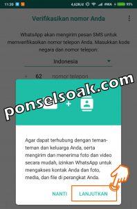 Cara Membuat Pesan WhatsApp Ceklis 1 Padahal Sudah Dibaca 8