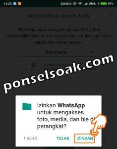 Cara Membuat Pesan WhatsApp Ceklis 1 Padahal Sudah Dibaca 9