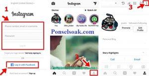 Cara Membuka Blokir Di Instagram 1