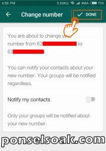 Cara Membuka Whatsapp yang Diblokir Teman 9