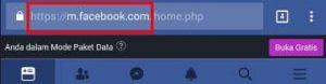 Cara Mengembalikan Pesan Facebook Yang Terhapus 3